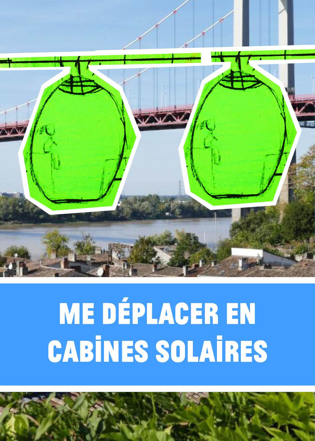 Se déplacer en cabines solaires